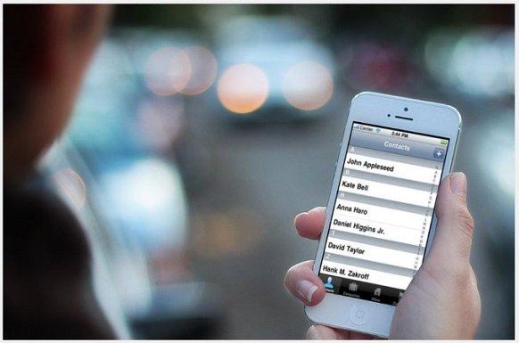Tổng hợp những cách lấy lại danh bạ điện thoại trên Iphone 2
