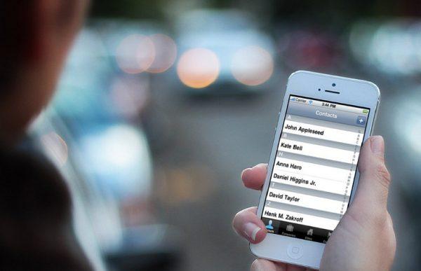 Cách khắc phục lỗi danh bạ không hiện tên trên iPhone