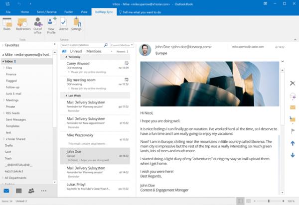 Danh bạ Outlook nằm ở đâu? Một số thông tin cần biết về danh bạ Outlook