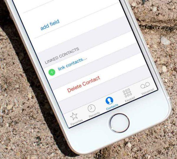 Làm thế nào để lấy lại danh bạ iPhone bị ẩn? Danh bạ iPhone bị lỗi