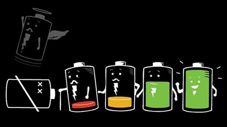 Giữ nút nguồn hoặc là tháo rời pin ra