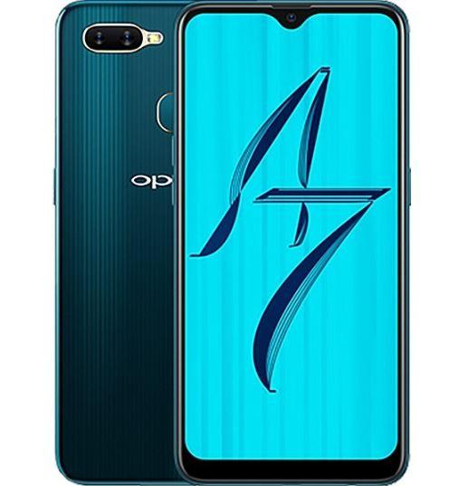 Điện thoại Oppo mới nhất OPPO A7