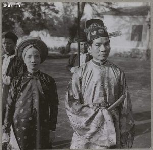 Tiểu sử các đời vua Việt Nam của triều Nguyễn