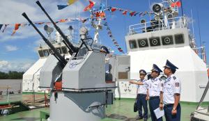 Lực lượng cảnh sát biển Việt Nam
